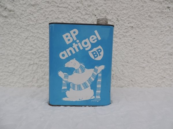 Bidon d'antigel BP