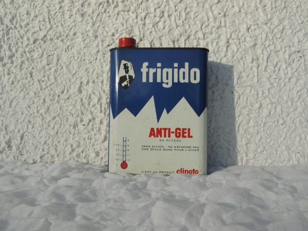 Bidon d'anti-gel Frigido