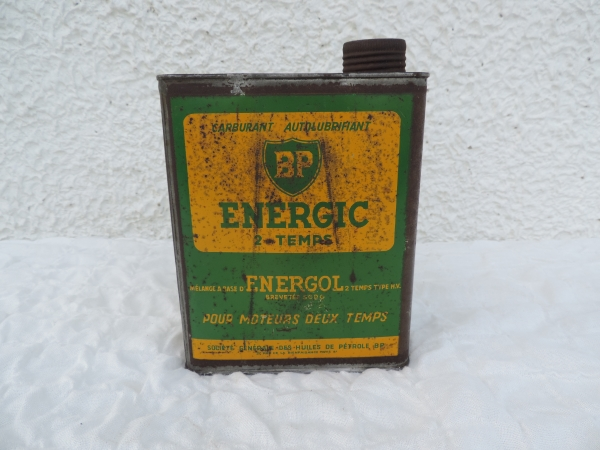 Bidon BP ENERGIC